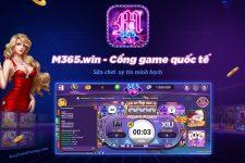 1M365 Vin   M365 Win – Cổng Game Online Quốc Tế