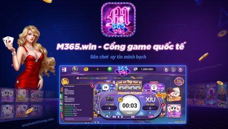 1M365 Vin | M365 Win – Cổng Game Online Quốc Tế